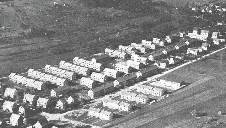 GRAB luftbild 1950